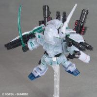 SDガンダム BB戦士 ガンダムベース限定 フルアーマー・ユニコーンガンダム& ネオ・ジオング [クリアカラー] [The Gundam Base Limited Full Armor Unicorn Gundam & Neo Zeong [Clear Color]] 公式画像2
