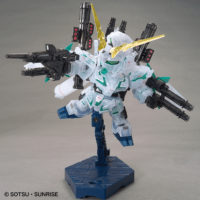 SDガンダム BB戦士 ガンダムベース限定 フルアーマー・ユニコーンガンダム& ネオ・ジオング [クリアカラー] [The Gundam Base Limited Full Armor Unicorn Gundam & Neo Zeong [Clear Color]] 公式画像3