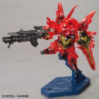 SDガンダム BB戦士 ガンダムベース限定 フルアーマー・ユニコーンガンダム& ネオ・ジオング [クリアカラー] [The Gundam Base Limited Full Armor Unicorn Gundam & Neo Zeong [Clear Color]] 公式画像6