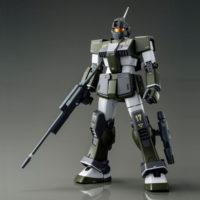 MG 1/100 RGM-79SC ジム・スナイパーカスタム (テネス・A・ユング機) [GM Sniper Custom Tenneth A. Jung's Custom] 公式画像1