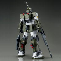 MG 1/100 RGM-79SC ジム・スナイパーカスタム (テネス・A・ユング機) [GM Sniper Custom Tenneth A. Jung's Custom] 公式画像2
