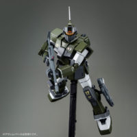 MG 1/100 RGM-79SC ジム・スナイパーカスタム (テネス・A・ユング機) [GM Sniper Custom Tenneth A. Jung's Custom] 公式画像5