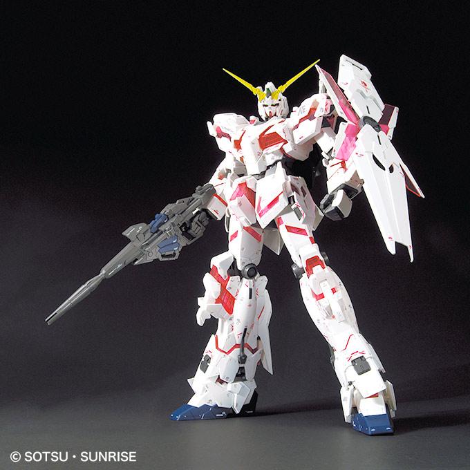 メガサイズモデル 1/48 ガンダムベース限定 RX-0 ユニコーンガンダム Ver. TWC [Mega Size Model The Gundam Base Limited Unicorn Gundam]