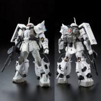 RG 1/144 MS-06R-1A シン・マツナガ専用ザクII [Shin Matsunaga's ZakuII] 公式画像1