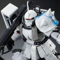 RG 1/144 MS-06R-1A シン・マツナガ専用ザクII [Shin Matsunaga's ZakuII] 公式画像2