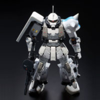 RG 1/144 MS-06R-1A シン・マツナガ専用ザクII [Shin Matsunaga's ZakuII] 公式画像8