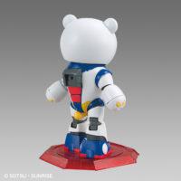 HG 1/144 ガンダムベース限定 ベアッガイIII [トリコロールペイント] [The Gundam Base Limited BeargguyIII [Tricolor Paint]] 公式画像2