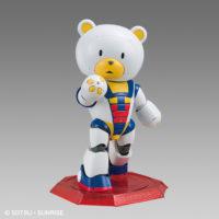 HG 1/144 ガンダムベース限定 ベアッガイIII [トリコロールペイント] [The Gundam Base Limited BeargguyIII [Tricolor Paint]] 公式画像4