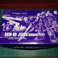 HGUC 1/144 RGM-89 ジェガン(バーナム所属機) [Jegan (Birnam Type)]