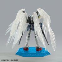"RG 1/144 ガンダムベース東京限定 ウイングガンダムゼロ EW [クリアカラー] ""The Gundam Base Tokyo Limited Wing Gundam Zero EW [Clear Color]"" 公式画像10"