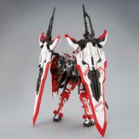 MG 1/100 MBF-02VV ガンダムアストレイターンレッド [Gundam Astray Turn Red] 公式画像2