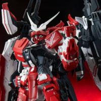 MG 1/100 MBF-02VV ガンダムアストレイターンレッド [Gundam Astray Turn Red] 公式画像3