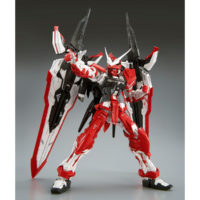 MG 1/100 MBF-02VV ガンダムアストレイターンレッド [Gundam Astray Turn Red] 公式画像5