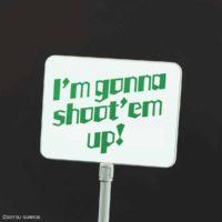 HGPG 1/144 プチッガイ ロックオン・ストラトスグリーン&プラカード [Petit'gguy Lockon Stratos Green & Placard] 公式画像4