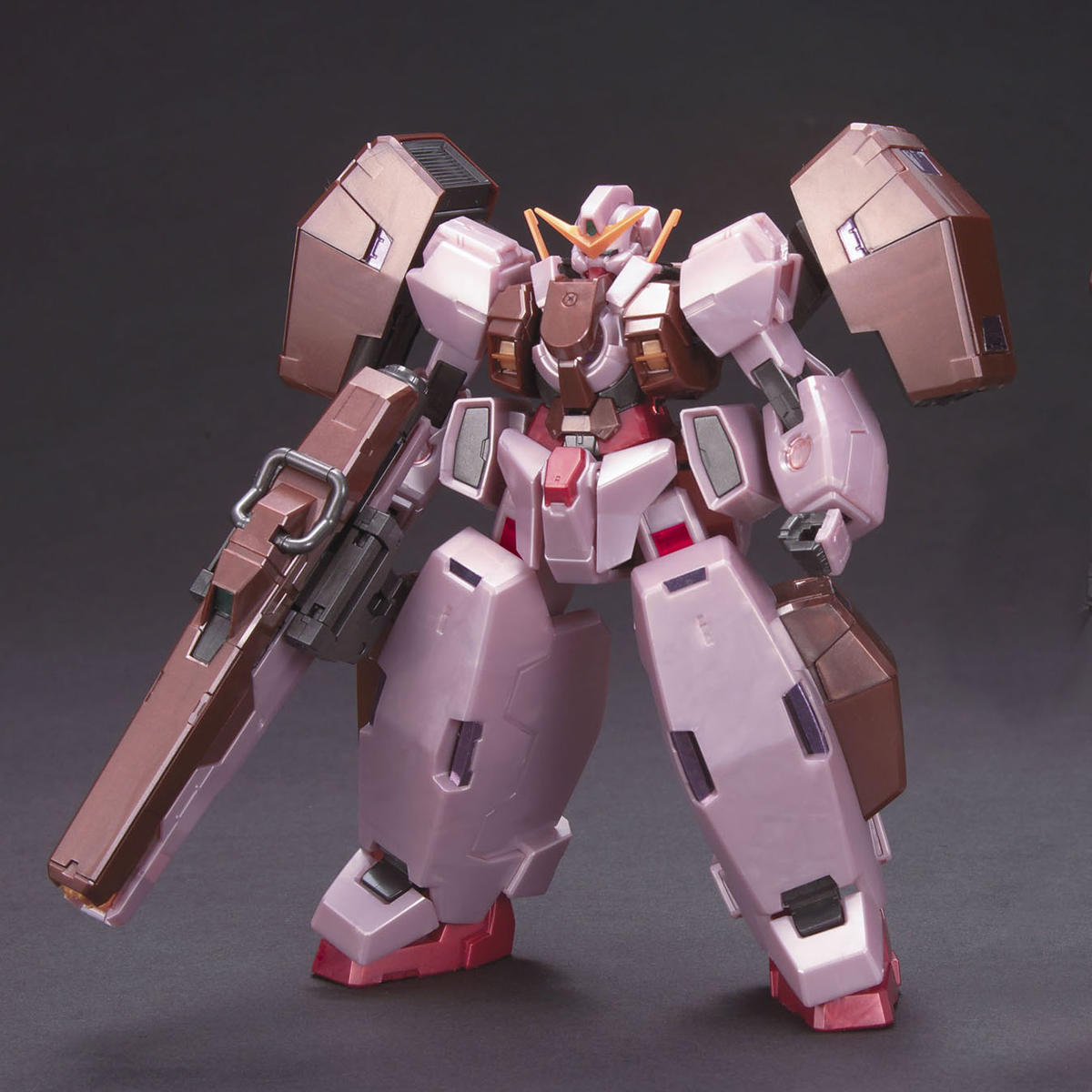 6680HG 034 1/144 GN-005 ガンダムヴァーチェ(トランザムモード)グロスインジェクションバージョン [Gundam Virtue Trans-Am Mode]
