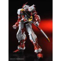 MG 1/100 MBF-P02 ガンダムアストレイ レッドフレーム [Gundam Astray Red Frame] 公式画像1