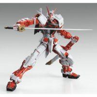 MG 1/100 MBF-P02 ガンダムアストレイ レッドフレーム [Gundam Astray Red Frame] 公式画像4
