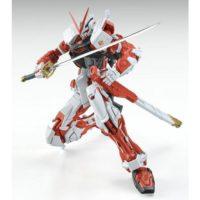 MG 1/100 MBF-P02 ガンダムアストレイ レッドフレーム [Gundam Astray Red Frame] 公式画像5