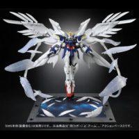 RG 1/144 セラフィムフェザー(ウイングガンダムゼロEW用 拡張エフェクト) [Wing Gundam Zero Custom EW 'Seraphim Feather' Effect Parts Set] 公式画像1