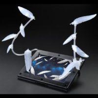 RG 1/144 セラフィムフェザー(ウイングガンダムゼロEW用 拡張エフェクト) [Wing Gundam Zero Custom EW 'Seraphim Feather' Effect Parts Set] 公式画像2