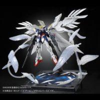 RG 1/144 セラフィムフェザー(ウイングガンダムゼロEW用 拡張エフェクト) [Wing Gundam Zero Custom EW 'Seraphim Feather' Effect Parts Set] 公式画像3