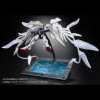 RG 1/144 セラフィムフェザー(ウイングガンダムゼロEW用 拡張エフェクト) [Wing Gundam Zero Custom EW 'Seraphim Feather' Effect Parts Set] 公式画像4