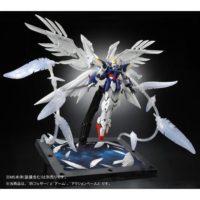 RG 1/144 セラフィムフェザー(ウイングガンダムゼロEW用 拡張エフェクト) [Wing Gundam Zero Custom EW 'Seraphim Feather' Effect Parts Set] 公式画像5