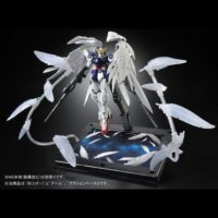 RG 1/144 セラフィムフェザー(ウイングガンダムゼロEW用 拡張エフェクト) [Wing Gundam Zero Custom EW 'Seraphim Feather' Effect Parts Set] 公式画像7