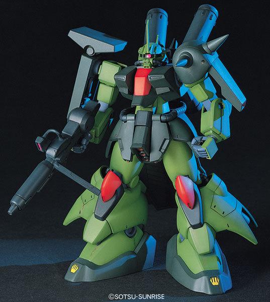 294HGUC 003 1/144 AMX-011S ザクIII改 [Zaku III Custom]