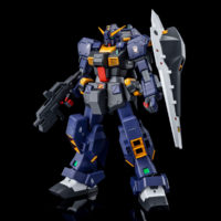 "MG 1/100 RX-121-1 ガンダムTR-1[ヘイズル改](実戦配備カラー) [Gundam TR-1 [Hazel Custom] ""Combat Deployment Colors""] 公式画像1"