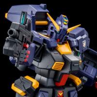 "MG 1/100 RX-121-1 ガンダムTR-1[ヘイズル改](実戦配備カラー) [Gundam TR-1 [Hazel Custom] ""Combat Deployment Colors""] 公式画像3"