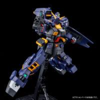 "MG 1/100 RX-121-1 ガンダムTR-1[ヘイズル改](実戦配備カラー) [Gundam TR-1 [Hazel Custom] ""Combat Deployment Colors""] 公式画像4"
