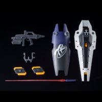 "MG 1/100 RX-121-1 ガンダムTR-1[ヘイズル改](実戦配備カラー) [Gundam TR-1 [Hazel Custom] ""Combat Deployment Colors""] 公式画像9"
