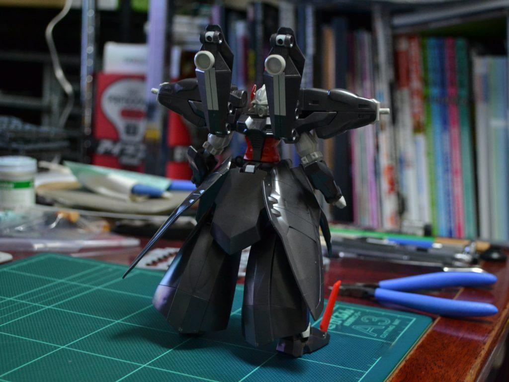 HG 1/144 OZ-15AGX ハイドラガンダム [Hydra Gundam] 背面