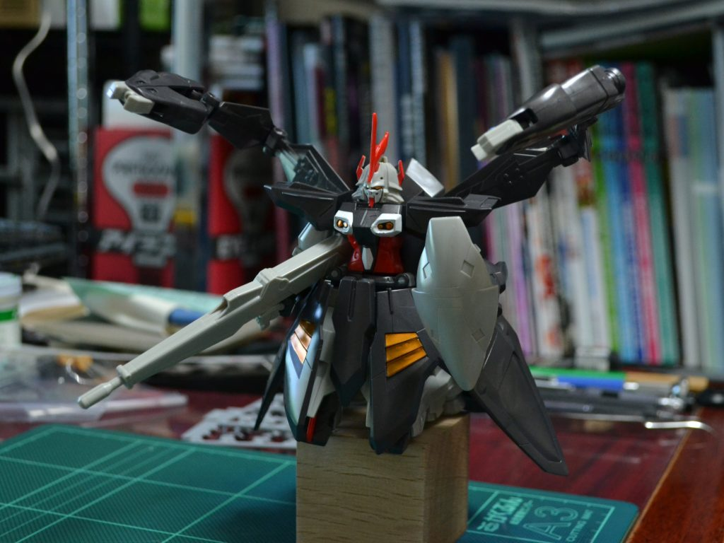 HG 1/144 OZ-15AGX ハイドラガンダム [Hydra Gundam] 正面