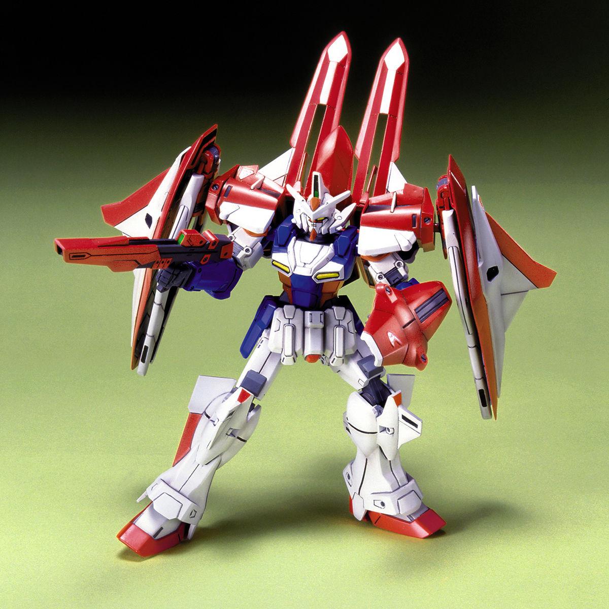 7668HG 1/144 OZX-GU01LOB ガンダムエルオーブースター [Gundam L.O. Booster]