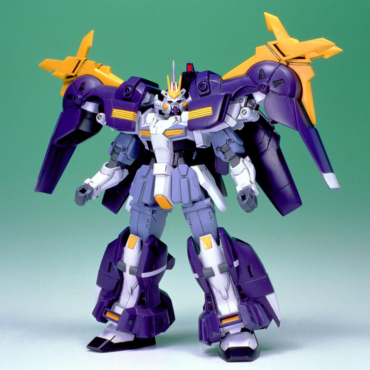 7666HG 1/144 OZ-10VMSX ガンダムアスクレプオス [Gundam Aesculapius] 5057419