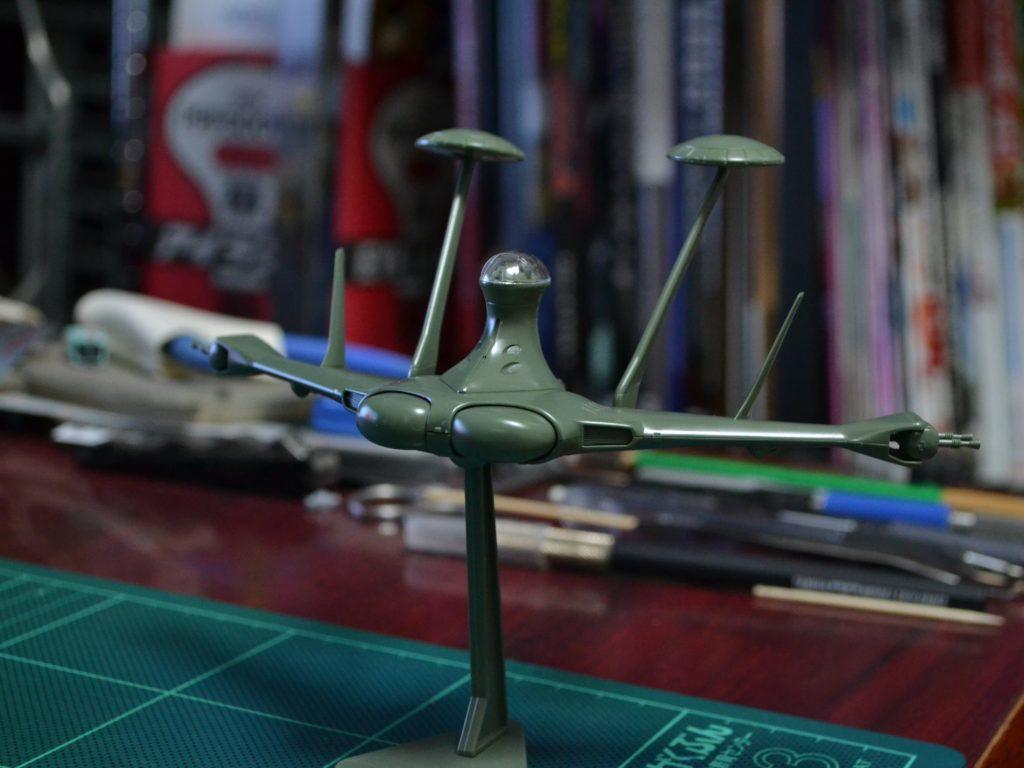 EXモデル 1/144 ルッグン&シーランス(ジオン軍メカセット) 正面