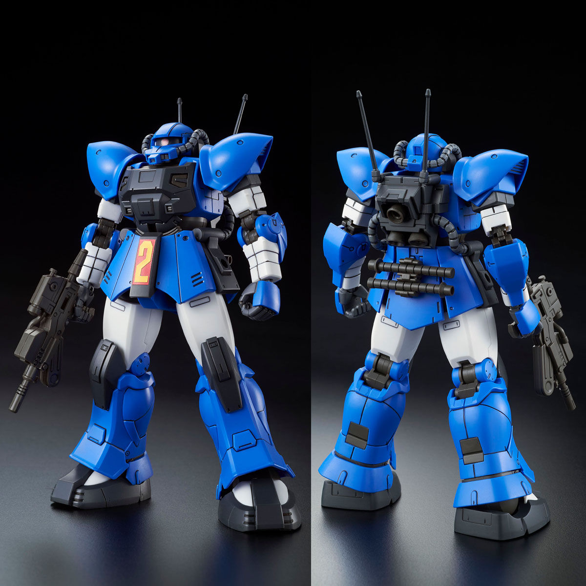 HG 1/144 MS-11 アクト・ザク [Act Zaku] [TheORIGIN]