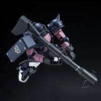RG 1/144 MS-06R-1A 黒い三連星専用ザクII [Black Tri-Stars zaku II] 公式画像6