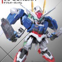 SDガンダムEXスタンダード(EXSD)  008 GN-0000 ダブルオーガンダム パッケージ