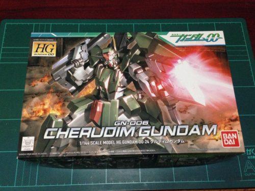 HG 1/144 GN-006 ケルディムガンダム [Cherudim Gundam]