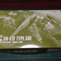 HGBF 1/144 GNX-803T ジンクスIV TYPE.GBF [GN-XIV]