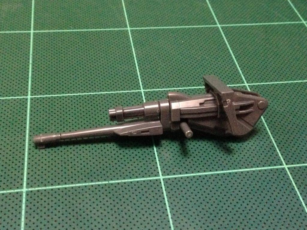 HGBC 035 1/144 チェンジリングライフル 正面