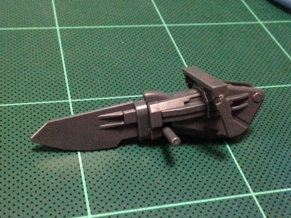 HGBC 035 1/144 チェンジリングライフル 背面