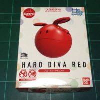 ハロプラ 002 ハロ ディーヴァレッド [HAROPLA HARO Diva Red]