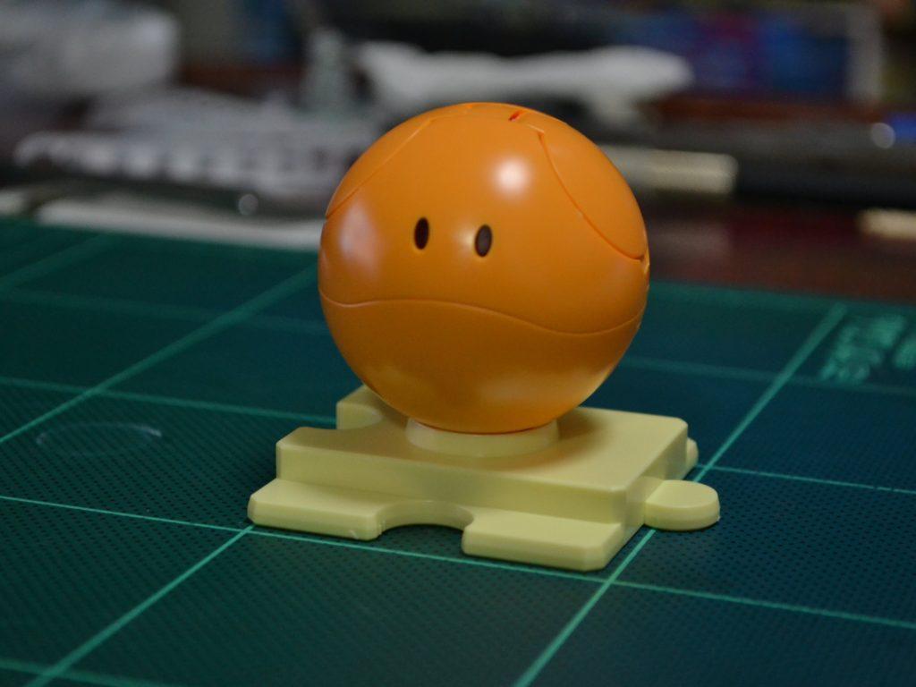 ハロプラ 003 ハロ シューティングオレンジ 正面