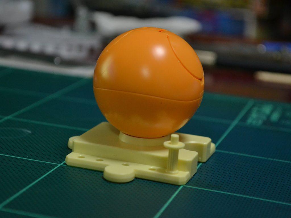 ハロプラ 003 ハロ シューティングオレンジ 背面