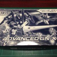 HG 1/144 GNX-604T アドヴァンスドジンクス [Advanced GN-X]