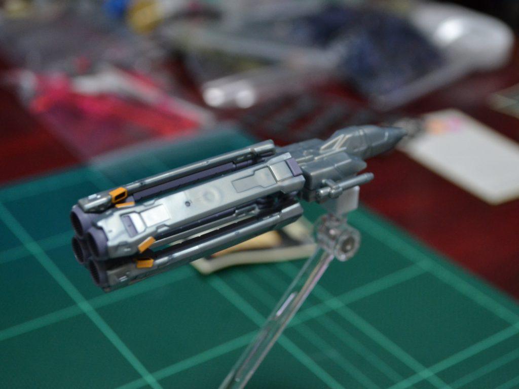 HGUC 1/144 XM-X0 クロスボーン・ガンダムX-0 背面